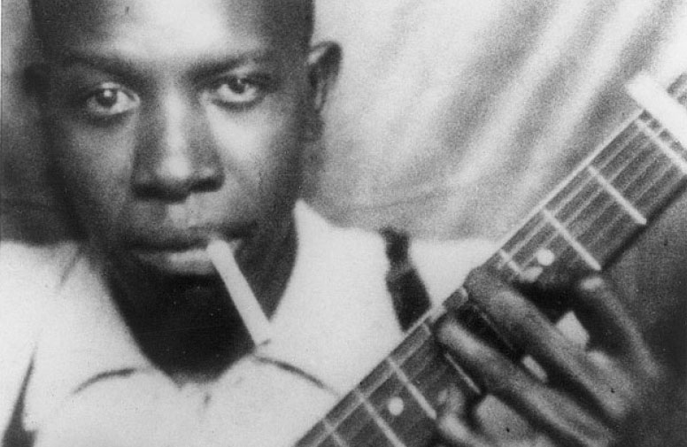 Mississippi bluesman Robert Johnson