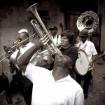 Treme Brass Band, Photo by Joesph Crachiola