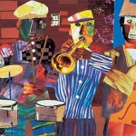 Jazz and the Visual Arts