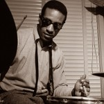 Drum legend Max Roach