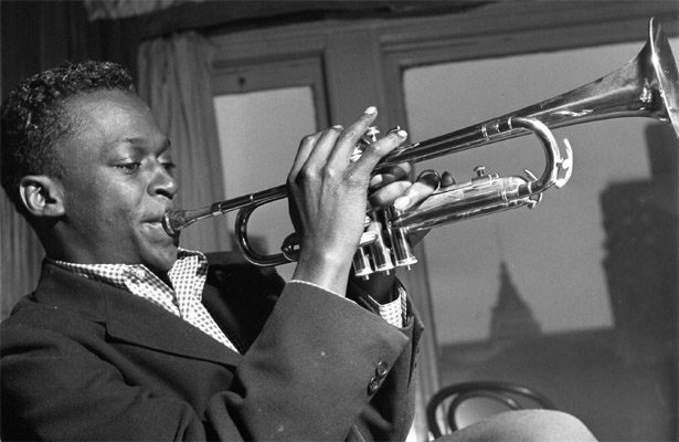 East St. Louis favorite son Miles Davis