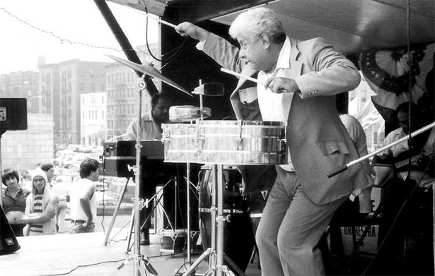 The King of Latin Jazz, Tito Puente