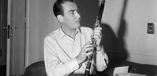 Swing anti-hero Artie Shaw